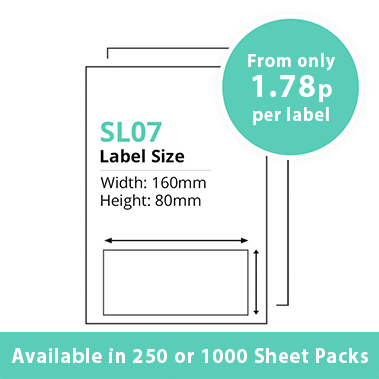 cheap single integragted label sl07