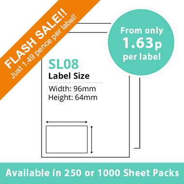 cheap single integragted label sl08-sale