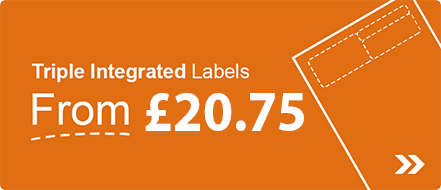 Triple Integrated Labels