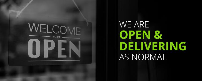 Lockdown 2021 – We Are Open